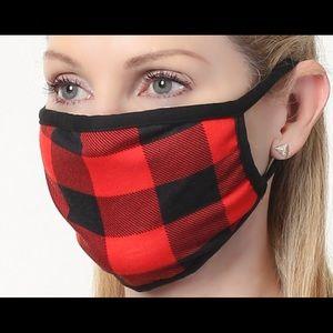 Flannel Face Masks